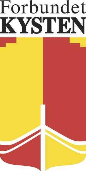Logo til forbundet Kysten